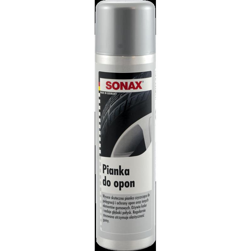 SONAX Pianka do opon i elementów gumowych 400 ml