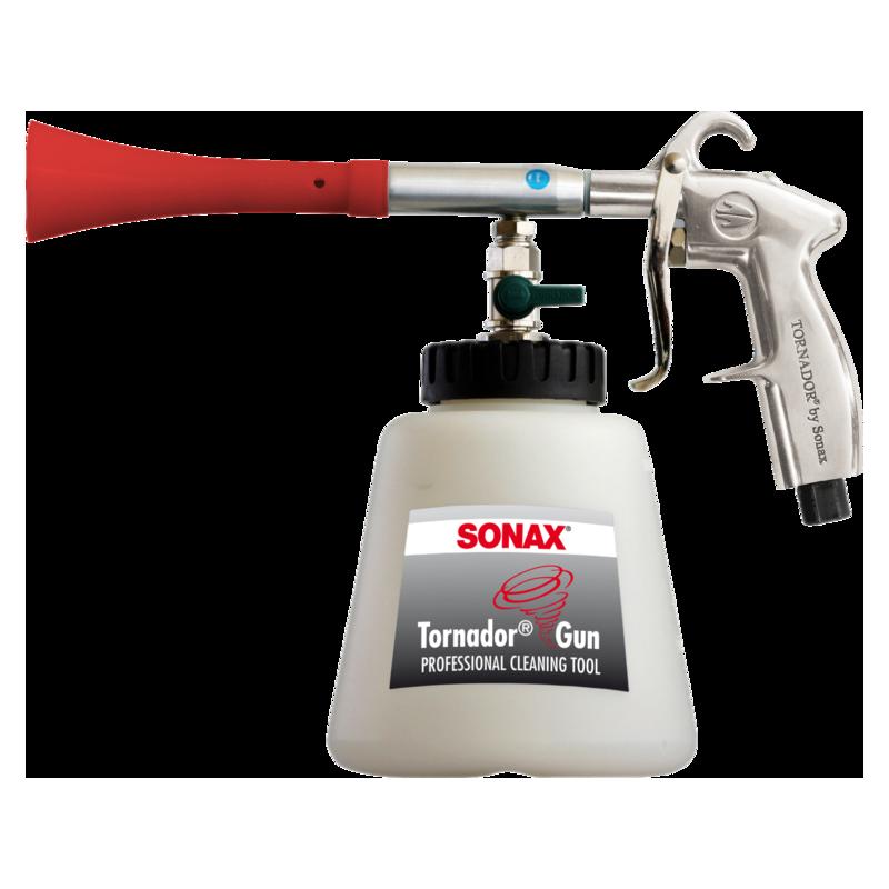SONAX Tornador - Pistolet czyszczący do wnętrza samochodu
