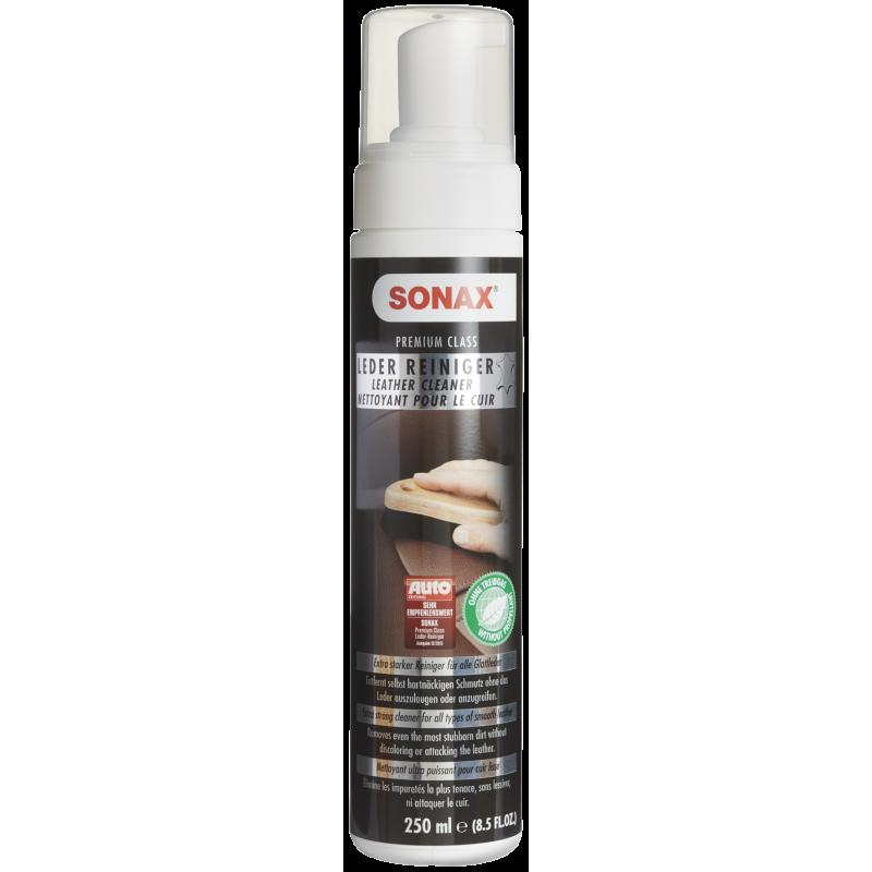 SONAX Premium Class Pianka do czyszczenia skóry 250 ml