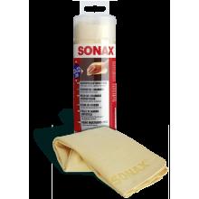 SONAX Ircha syntetyczna 43 x 32 cm do osuszania samochodu