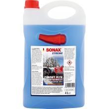 SONAX Xtreme Zimowy Płyn do spryskiwaczy Smart Dynamics Technology 4l