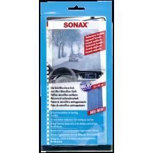 SONAX Antyroszeniowa ściereczka 25x40 cm  - do szyb samochodowych