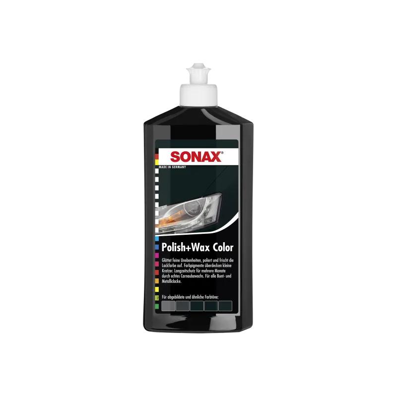 Sonax Wosk koloryzujący Nano Pro 500 ml - Czarny